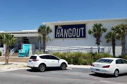 The Hangout at Gulf Place Beach, Gulf Shores, Alabama